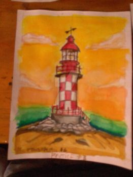 Lighthouse #4 by FaDemian