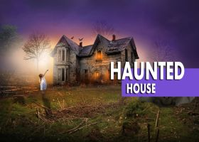 Haunted-House - VIDEO TUTORIAL by GothLyllyOn-Sotck