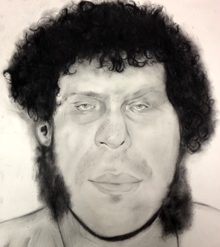 Andre the Giant by soy--zurda