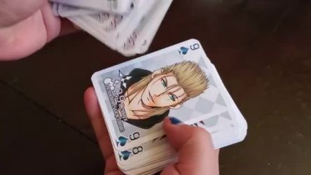 KH: Org13 Playingcards video