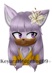 Iris bust  by KeyaraHedgehog09
