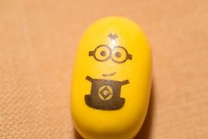 Minion Tic Tac by Ankh-Infinitus
