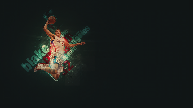 Blake Griffin Wallpaper by bu22y