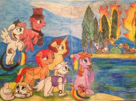 How The Great Vancouver Fire Actually Started by ArtisticAshGamer