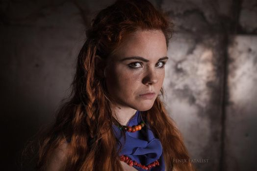 Horizon: Zero Dawn - Aloy Costest by fenixfatalist