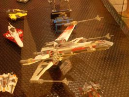 Lego X-wing starfighter by V-kony