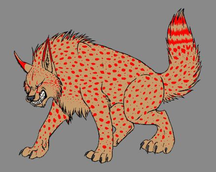 Cheetah by rigganmore