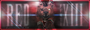 Red XIII FFVII Series V3 by Lateralus138