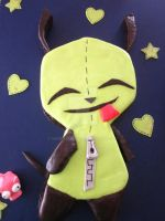 my Gir cake by Harpyqueen