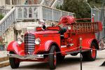 Red Red Fire Truck by iamsaussy
