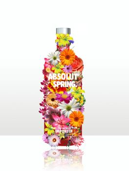 Absolut Spring by Madsoffs