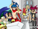 BFM and Disgaea Crossover by witch-girl-pilar