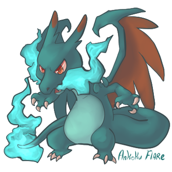 Zard X Mini by Ankoku-Flare