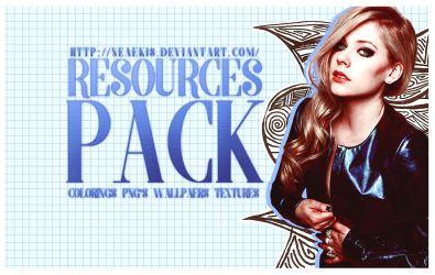 RESOURCES PACK by neaekis