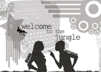 Welcome to the Jungle by urbancreator