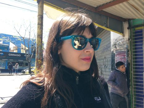 My new sunglasses by violetasilvestre2011