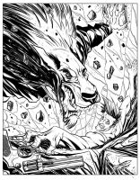 Lycan_inks by tedkeys