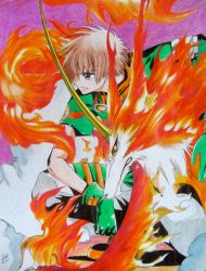 Syaoran by Utterpots