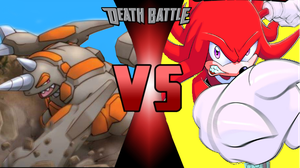 Death Battle Prelude - Rhyperior VS Knuckles