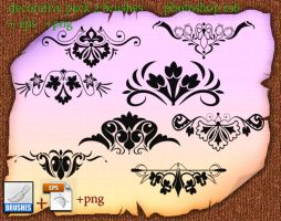 Decorative Pack2 by roula33