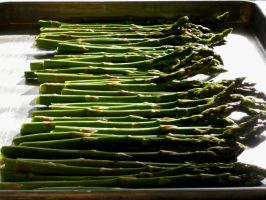 asparagus by Pendragon-007