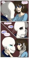 SecuriTale: The Unintended Date 1: p13 by tekitourabbit