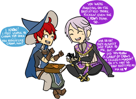Henry + Ricken brOTP by Cappuccino-King