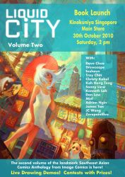 Liquid City vol 2 Launch by sonny123