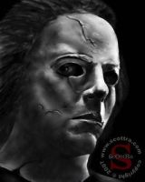 Michael Myers 2007 by ScOttRa