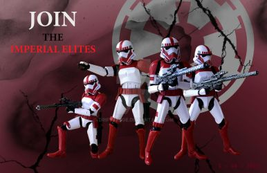Imperial Shock Troopers Want You! by DriftsEdge