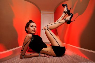 Bionic Babe by Coltography