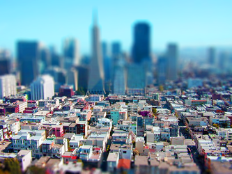 San Francisco by proffes