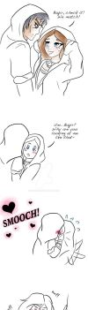 Why Lita Can't Wear Hoodies by Anazen
