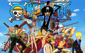 One Piece wallpaper by atheus93