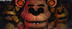 Freddy Fazbear Wallpaper by GamesProduction