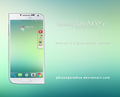 [Concept] Galaxy S4 Remixed Edition by p0isonParadise