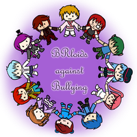 BRloids against Bullying by yujilono