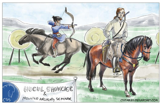 Archery Seminar by CSStables