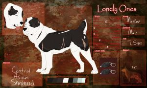 Markov :: Lonely Ones :: Luster by SilentRemembrance