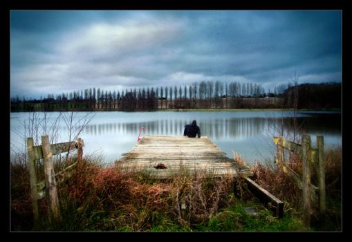 Wide Contemplation by ctrc