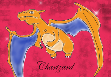 Charizard by annoyingArticuno