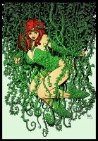 Poison Ivy XI by Arthur Adams by DrDoom1081