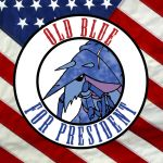 OLD BLUE FOR PRESIDENT by NyQuilDreamer