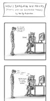 How I bargain Commission Prices (feat. Cat Diva) by Van-Syl-Production