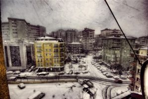 New World in My View HDR by ISIK5