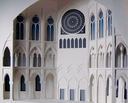 Paper Cathedral :: 1 by ciomaria