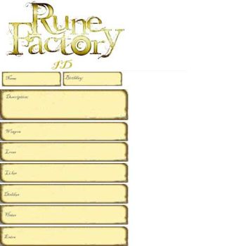 Rune factory ID template by Missy-fae