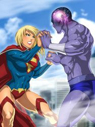 The Moment of Truth for Supergirl by IDBjoshm