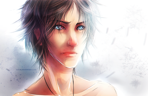 :-- Mankind's hope --:  Eren Jaeger by dNiseb