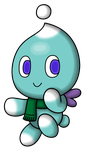 Chilly the Chao by Wanda92